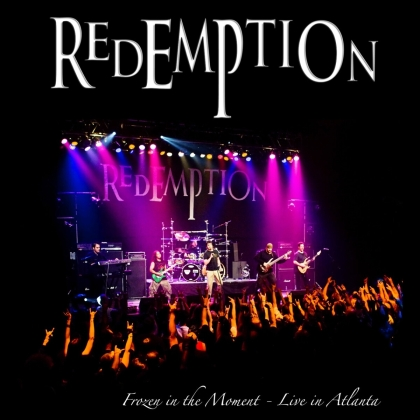Redemption - Frozen in the Moment - Live In At (2021 Reissue, CD + DVD)