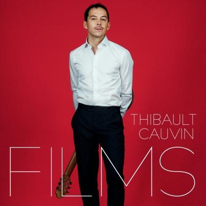 Thibault Cauvin - Films (2 LPs)