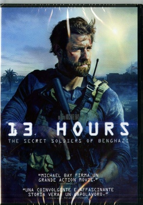 13 Hours - The Secret Soldiers of Benghazi (2016) (Riedizione)