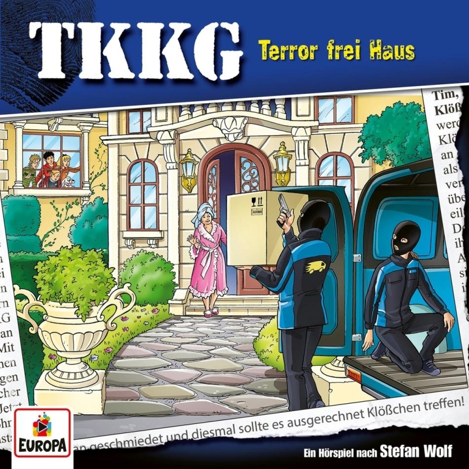 TKKG - 219/Terror frei Haus