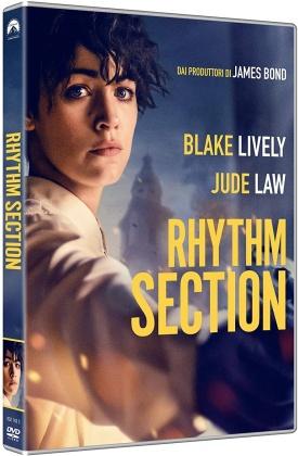 Rhythm section (2019) (Riedizione)