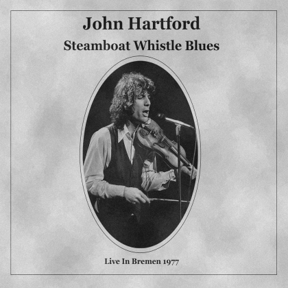 John Hartford - Steamboat Whistle Blues