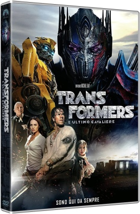 Transformers 5 - L'ultimo cavaliere (2017) (Riedizione)