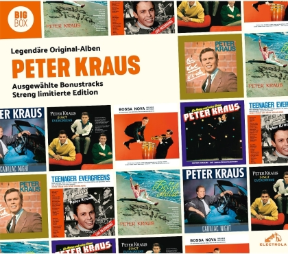 Peter Kraus - Big Box (4 CDs)