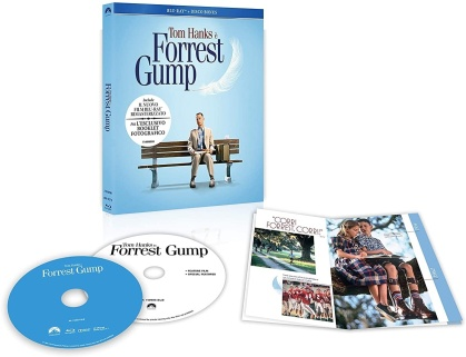 Forrest Gump (1994) (25th Anniversary Edition, 2 Blu-rays + Booklet)