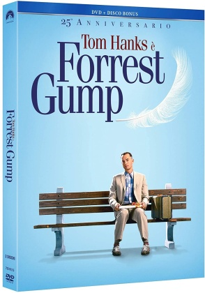 Forrest Gump (1994) (25th Anniversary Edition, 2 DVDs)