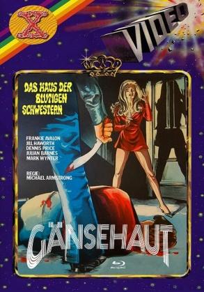 Gänsehaut - Das Haus der blutigen Schwestern (1969) (Grosse Hartbox, Cover E, Limited Edition, Blu-ray + DVD)