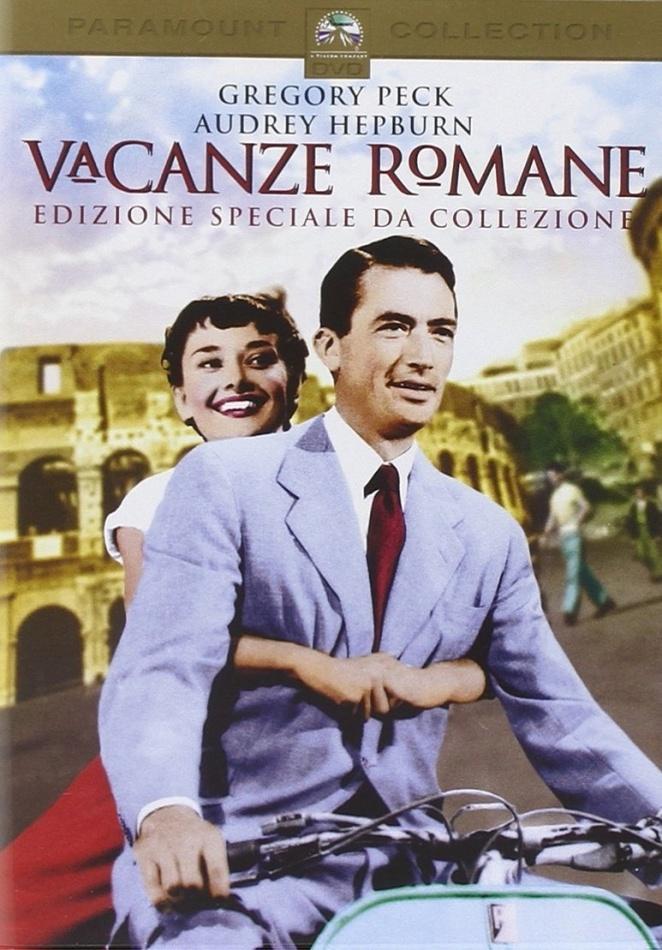 Vacanze Romane (1953) (Collector's Edition)