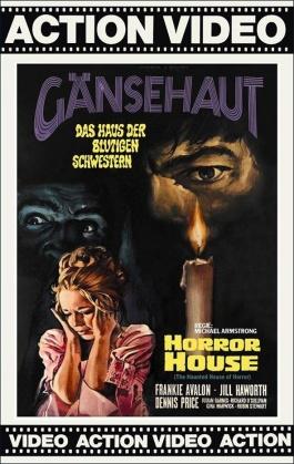 Gänsehaut - Das Haus der blutigen Schwestern (1969) (Grosse Hartbox, Cover B, Limited Edition, Blu-ray + DVD)