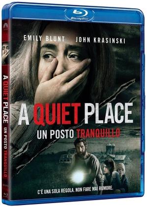 A Quiet Place - Un posto tranquillo (2018) (Riedizione)
