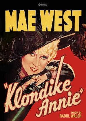 Klondike Annie (1936) (Cineclub Classico, s/w)