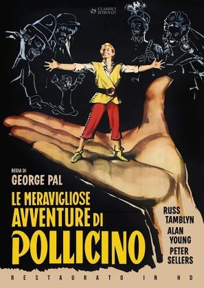Le meravigliose avventure di Pollicino (1958) (Classici Ritrovati, Restaurato in HD)