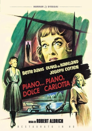Piano piano, dolce Carlotta (1964) (Horror d'Essai, Restaurato in HD, n/b)