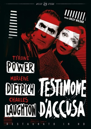 Testimone d'accusa (1957) (Classici Ritrovati, Restaurato in HD, n/b)