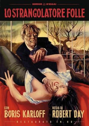 Lo strangolatore folle (1958) (Horror d'Essai, restaurato in HD, s/w)
