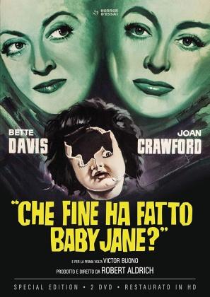 Che fine ha fatto Baby Jane? (1962) (Horror d'Essai, Restaurato in HD, n/b, Edizione Speciale, 2 DVD)