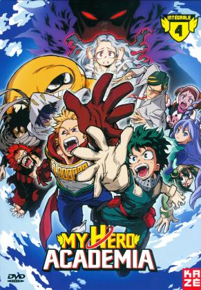 My Hero Academia - Saison 4 (5 DVD)