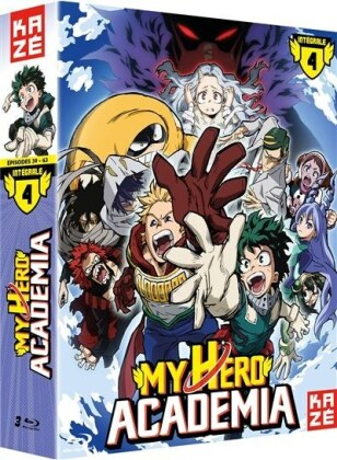 My Hero Academia - Saison 4 (3 Blu-rays)