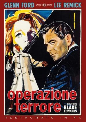 Operazione terrore (1962) (Noir d'Essai, Restaurato in 4K, n/b)