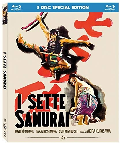 I sette samurai (1954) (Special Edition, 3 Blu-rays)