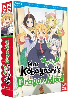 Miss Kobayashi's Dragon Maid - Saison 1 (2 Blu-rays)