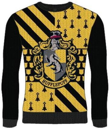 Pull de Noël - Harry Potter - Poufsouffle - Homme - XL - Grösse XL
