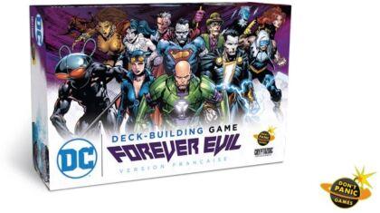 Jeu de Plateau - DC Comics Deck-building Game - Forever Evil