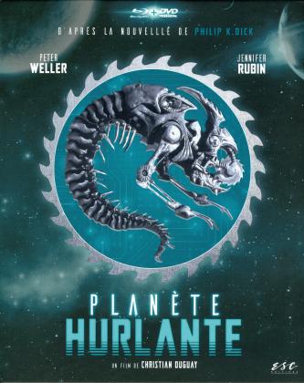 Planète hurlante (1995) (Schuber, Digibook, Blu-ray + DVD)
