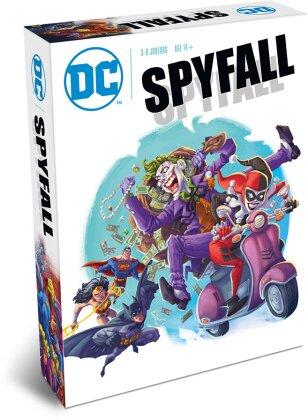 Jeu de Cartes - Spyfall - DC Comics