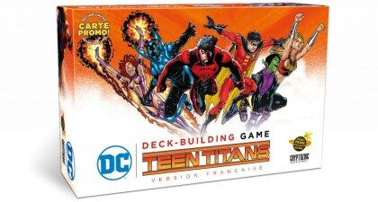 Jeu de Plateau - DC Comics Deck-building Game - Teen Titans