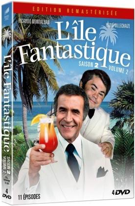 L'île Fantastique - Saison 2 - Vol. 2 (4 DVD)