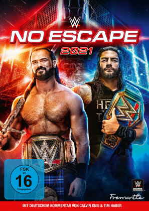 WWE: No Escape 2021