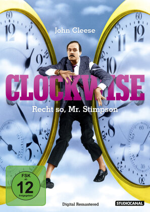 Clockwise - Recht so, Mr. Stimpson (1986) (Remastered)