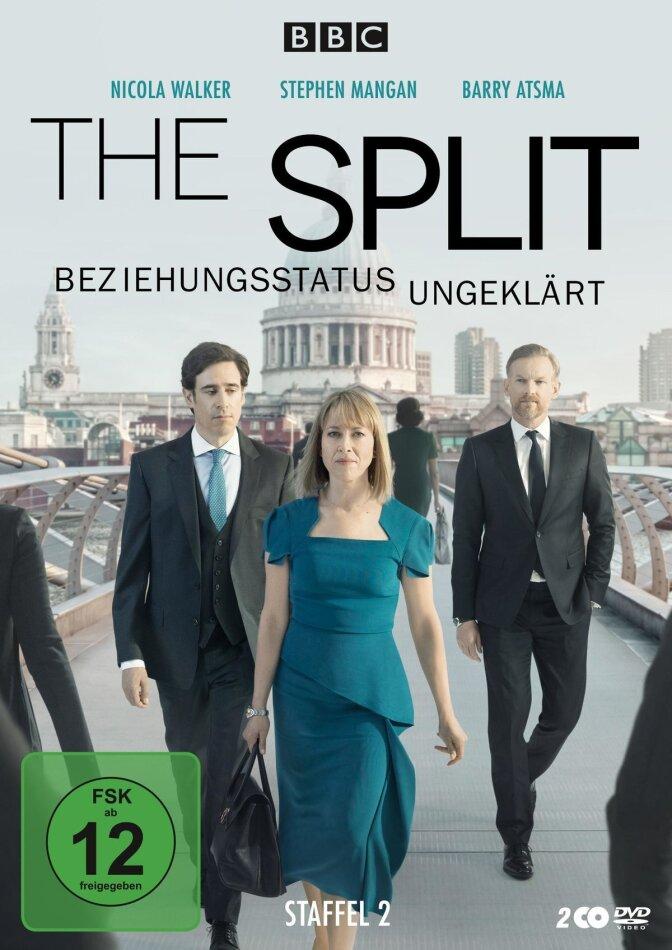 The Split - Beziehungsstatus ungeklärt - Staffel 2 (BBC, 2 DVDs)