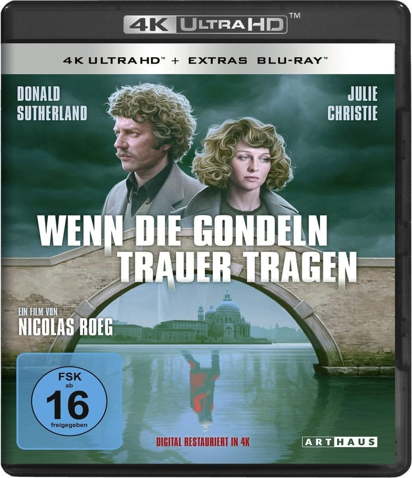 Wenn die Gondeln Trauer tragen (1973) (4K Ultra HD + Blu-ray)
