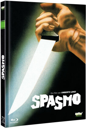 Spasmo (1974) (Limited Edition, Mediabook, Blu-ray + DVD)