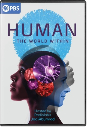 Human - The World Within (2021) (2 DVDs)