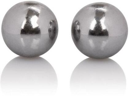 Silver Balls In Box