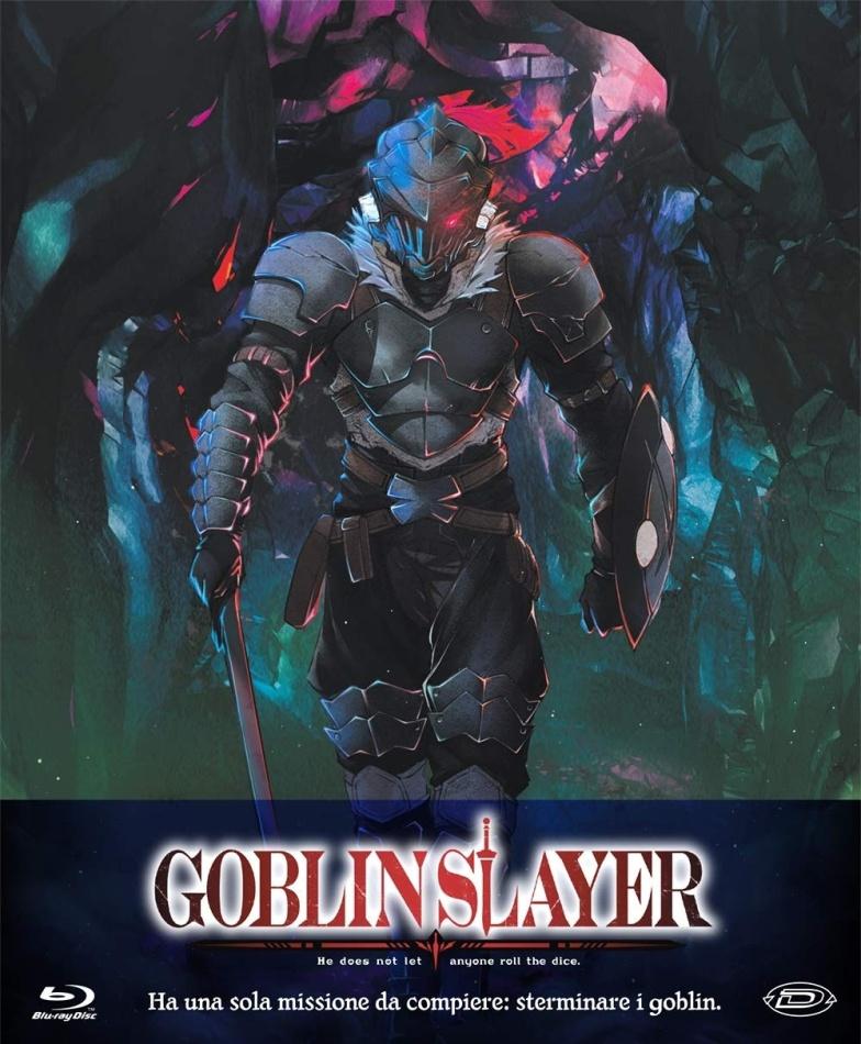 Goblin Slayer - Vol. 1 (Digipack, Edizione Limitata, 3 Blu-ray)
