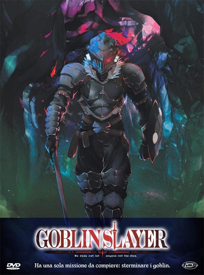 Goblin Slayer - Vol. 1 (Digipack, Limited Edition, 3 DVDs)