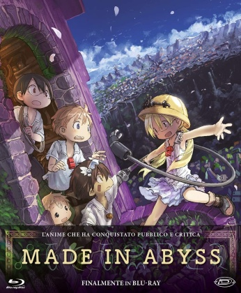 Made in Abyss - (Eps. 01-13) (Limited Edition, 3 Blu-rays)