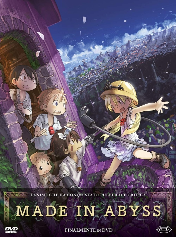 Made in Abyss - (Eps. 01-13) (Limited Edition, 3 DVDs)