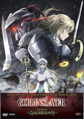 Goblin Slayer - The Movie: Goblin'S Crown (2020) (First Press Limited Edition)