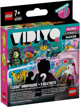 Bandmates - LEGO Vidiyo, 12-fach assortiert