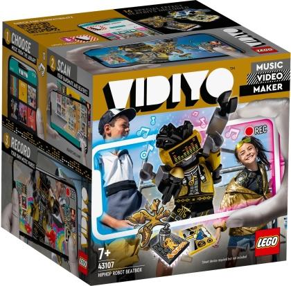 Hip Hop Robot BeatBox - LEGO Vidiyo, 73 Teile,