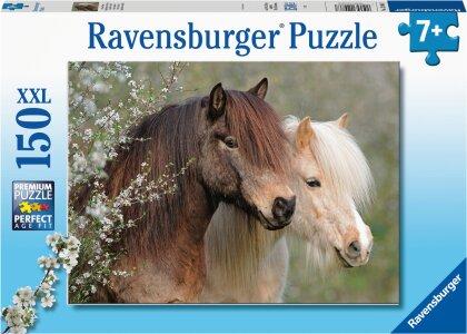Schöne Pferde - 150 XXL-Teile Puzzle