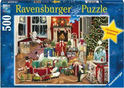 Weihnachtszeit (Kinderpuzzle)