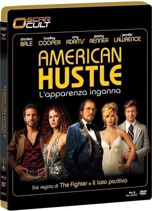 American Hustle - L'apparenza inganna (2013) (Oscar Cult, Blu-ray + DVD)