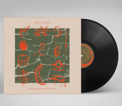 "Niklas Wandt - Balearische Bibliothek EP (12"" Maxi)"