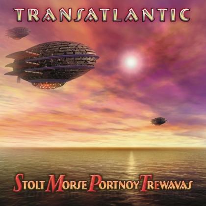 Transatlantic - SMPTe (2021 Reissue, inside Out, 3 LPs)